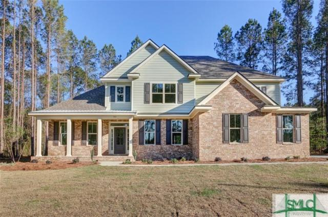 113 Timber Creek Drive, Rincon, GA 31326 (MLS #210941) :: Liza DiMarco
