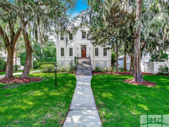 4 Brevard Court, Savannah, GA 31410 (MLS #210951) :: Teresa Cowart Team