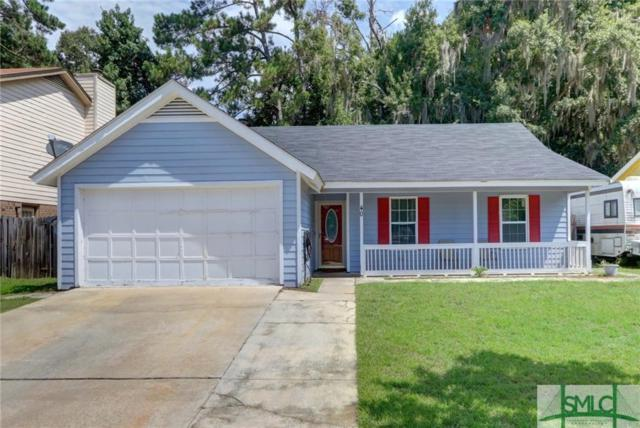 40 Daveitta Drive, Savannah, GA 31419 (MLS #210982) :: McIntosh Realty Team