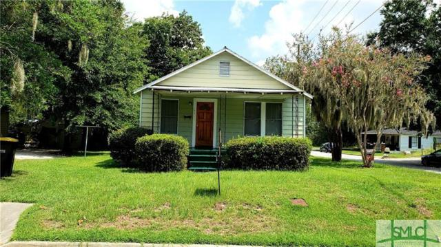 1130 E 68th Street, Savannah, GA 31404 (MLS #211003) :: Level Ten Real Estate Group