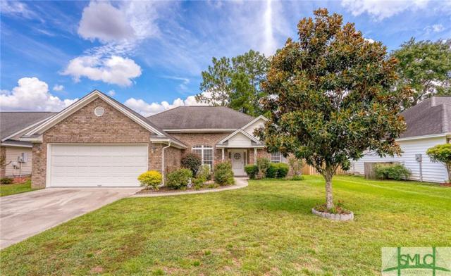224 Pebblestone Drive, Bloomingdale, GA 31302 (MLS #211021) :: The Randy Bocook Real Estate Team