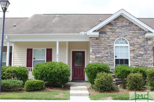 31 Quartz Way, Savannah, GA 31419 (MLS #211032) :: The Randy Bocook Real Estate Team