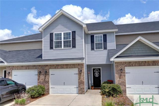 304 Governor Gwinnett Way, Pooler, GA 31322 (MLS #211053) :: The Randy Bocook Real Estate Team