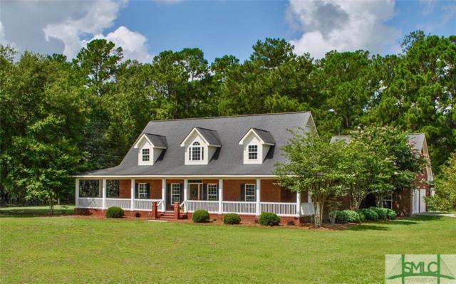 1016 E Us Highway 80 Highway, Eden, GA 31307 (MLS #211076) :: The Randy Bocook Real Estate Team