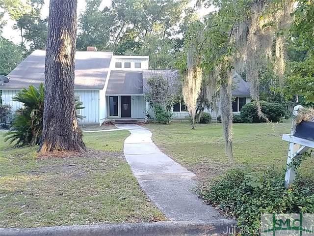 119 Stonewall Drive, Savannah, GA 31419 (MLS #211082) :: Keller Williams Realty-CAP