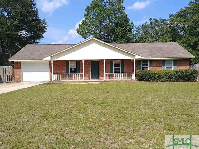 3 Oakridge Circle, Rincon, GA 31326 (MLS #211083) :: The Randy Bocook Real Estate Team