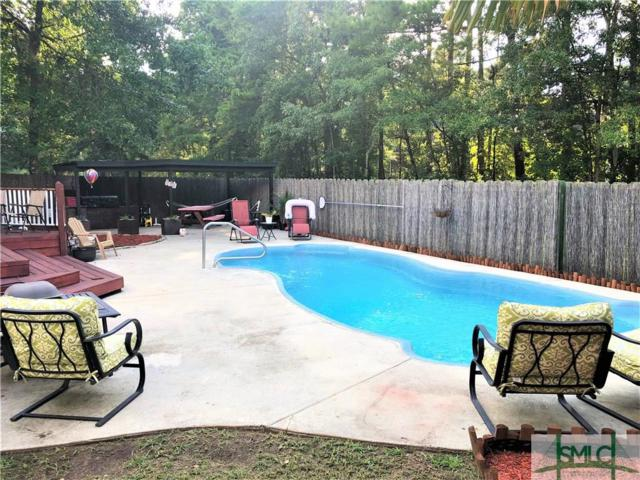 135 Valhalla Drive, Savannah, GA 31419 (MLS #211088) :: The Randy Bocook Real Estate Team
