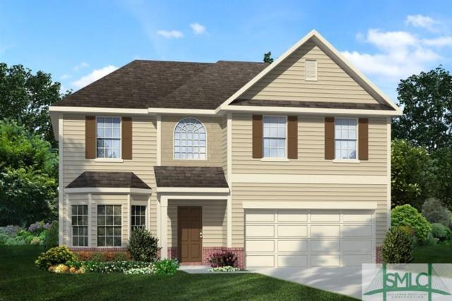 12 Covey Lane NE, Ludowici, GA 31316 (MLS #211094) :: The Randy Bocook Real Estate Team