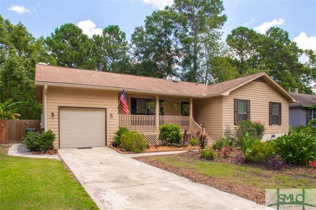 110 Stockbridge Drive, Savannah, GA 31419 (MLS #211114) :: The Arlow Real Estate Group