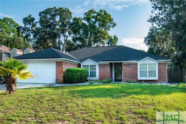 20 Mary Musgrove Drive, Savannah, GA 31410 (MLS #211122) :: The Randy Bocook Real Estate Team
