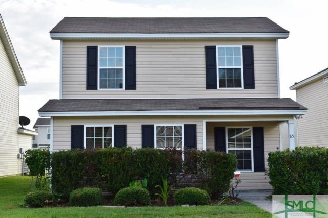 85 Ristona Drive, Savannah, GA 31419 (MLS #211148) :: The Randy Bocook Real Estate Team