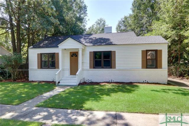 2231 E 40th Street, Savannah, GA 31404 (MLS #211163) :: The Randy Bocook Real Estate Team
