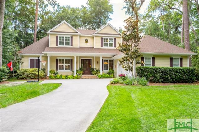 7 Caisson Crossing, Savannah, GA 31411 (MLS #211206) :: The Arlow Real Estate Group