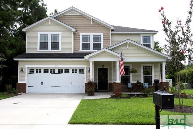125 Salt Grass Circle, Richmond Hill, GA 31324 (MLS #211219) :: The Randy Bocook Real Estate Team