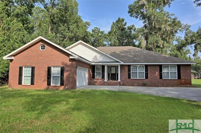 14402 Coffee Bluff Road, Savannah, GA 31419 (MLS #211221) :: The Randy Bocook Real Estate Team