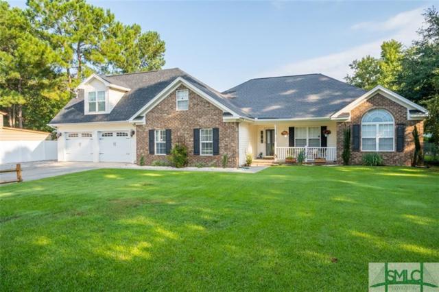 602 Old River Road, Bloomingdale, GA 31302 (MLS #211222) :: The Randy Bocook Real Estate Team