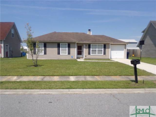 26 Parish Way, Pooler, GA 31322 (MLS #211231) :: Coastal Savannah Homes