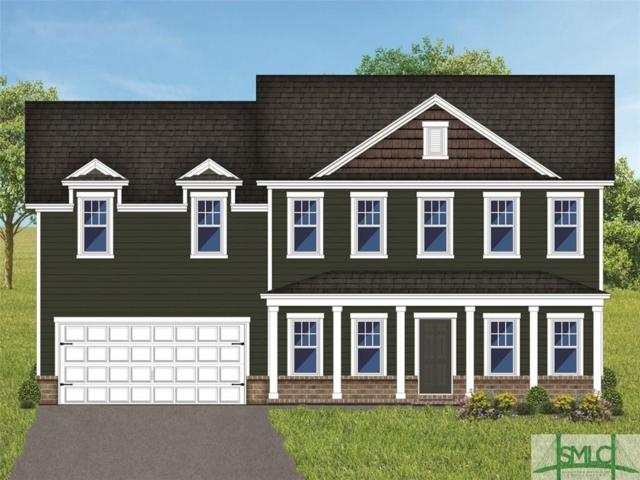 49 Watergrass Way, Richmond Hill, GA 31324 (MLS #211232) :: The Randy Bocook Real Estate Team