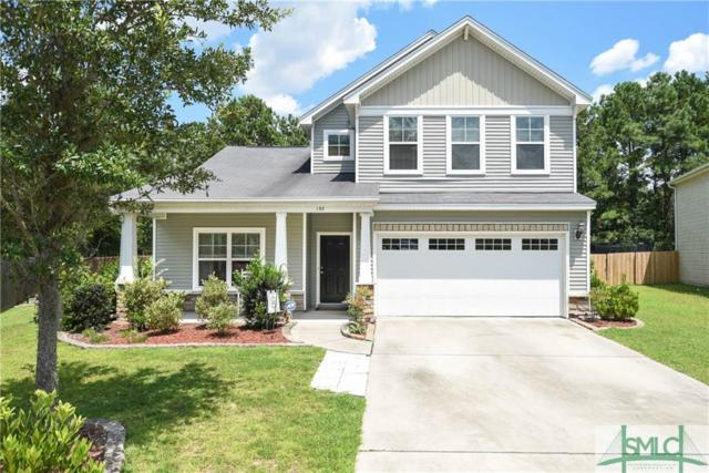 138 Hamilton Grove Drive, Pooler, GA 31322 (MLS #211246) :: The Randy Bocook Real Estate Team
