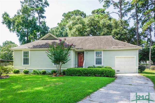 5 Castaway Place, Savannah, GA 31410 (MLS #211252) :: Coastal Savannah Homes