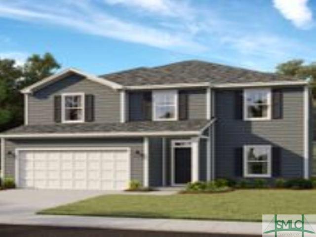 103 Picket Fence Lane, Pooler, GA 31322 (MLS #211259) :: Keller Williams Coastal Area Partners