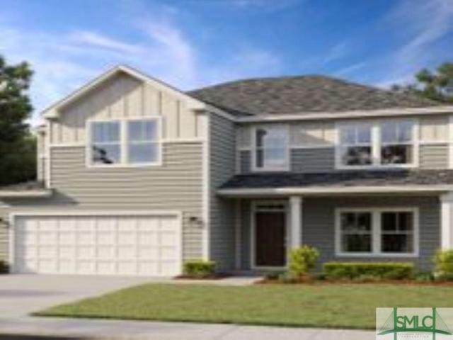 100 Picket Fence Lane, Pooler, GA 31322 (MLS #211262) :: Keller Williams Coastal Area Partners