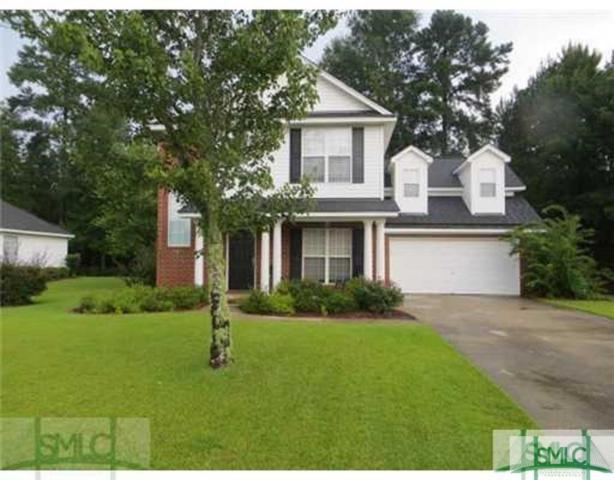 85 Parker Lane, Richmond Hill, GA 31324 (MLS #211278) :: Keller Williams Coastal Area Partners