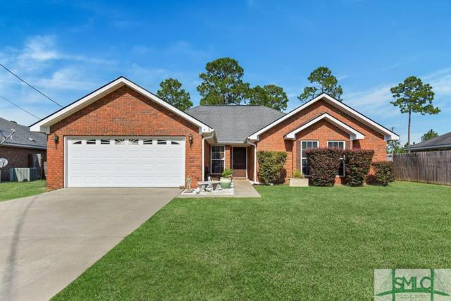 5 Idus Lane, Hinesville, GA 31313 (MLS #211289) :: McIntosh Realty Team