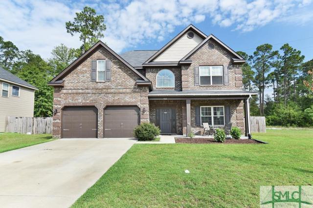 909 Blane Lane, Hinesville, GA 31313 (MLS #211293) :: The Arlow Real Estate Group