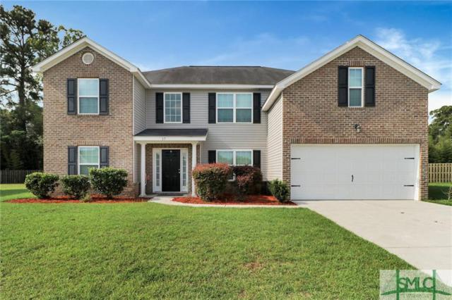 17 Teal Lake Drive, Savannah, GA 31419 (MLS #211297) :: The Arlow Real Estate Group
