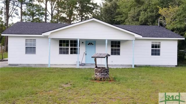 646 Lee Road, Hinesville, GA 31313 (MLS #211298) :: The Sheila Doney Team
