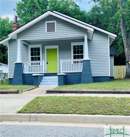 1924 Duval Street, Savannah, GA 31404 (MLS #211305) :: The Randy Bocook Real Estate Team