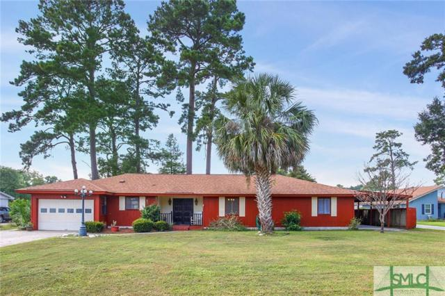 206 East Point Drive, Savannah, GA 31410 (MLS #211309) :: Bocook Realty