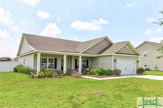 109 Pin Drop Drive, Guyton, GA 31312 (MLS #211326) :: The Randy Bocook Real Estate Team
