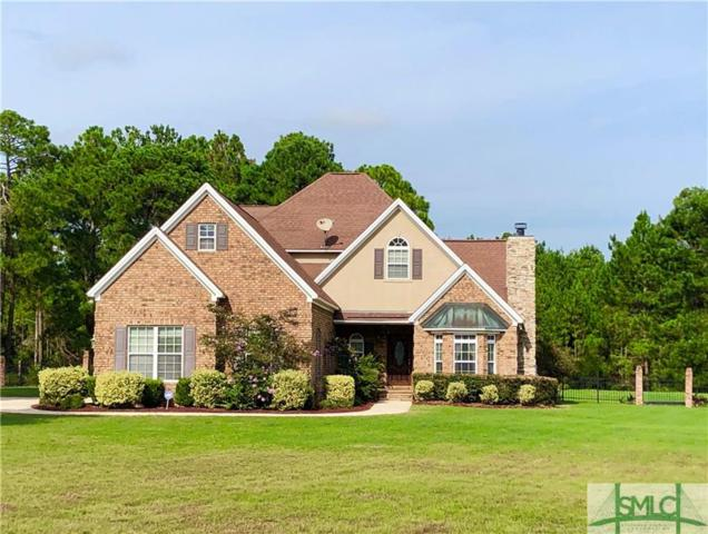 24 Demeries Lake Court, Richmond Hill, GA 31324 (MLS #211329) :: Bocook Realty