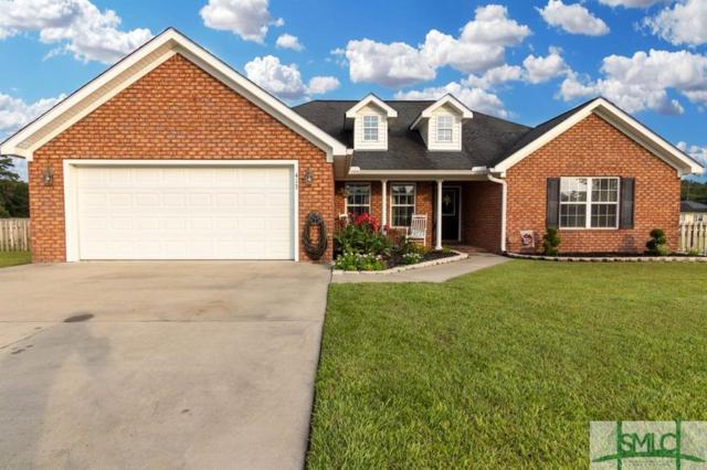 413 Winchester Way SE, Allenhurst, GA 31301 (MLS #211340) :: The Randy Bocook Real Estate Team