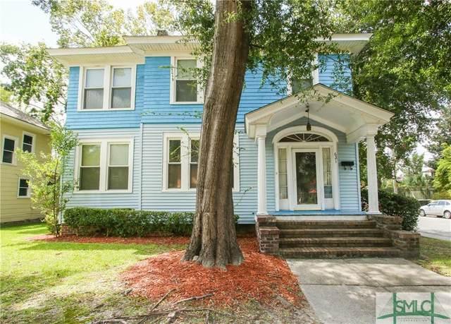 621 Maupas Avenue, Savannah, GA 31401 (MLS #211651) :: McIntosh Realty Team
