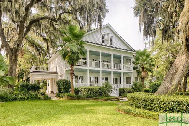 102 John Wesley Way, Savannah, GA 31404 (MLS #211828) :: The Arlow Real Estate Group
