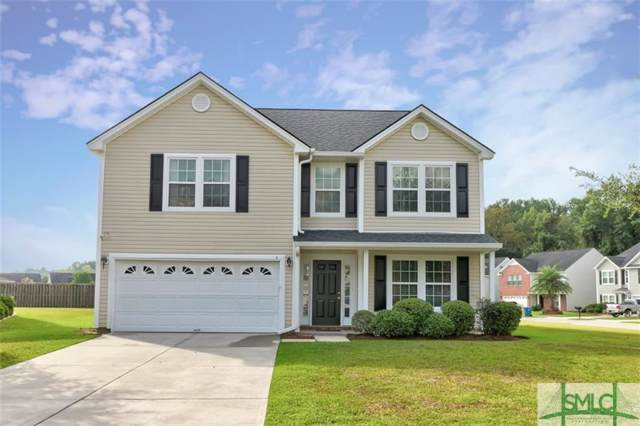 1 Windcrest Court, Port Wentworth, GA 31407 (MLS #211852) :: The Randy Bocook Real Estate Team