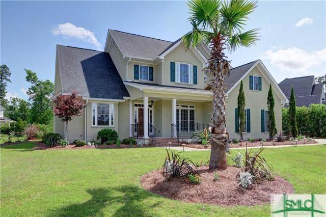 5 Cord Grass Lane, Savannah, GA 31405 (MLS #212069) :: McIntosh Realty Team