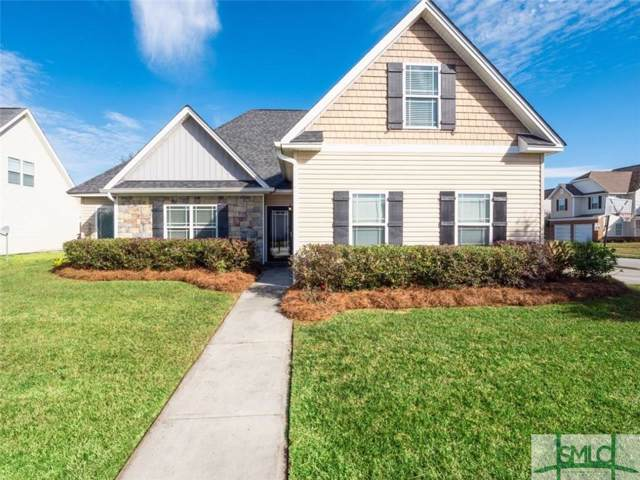 228 Ohara Drive, Richmond Hill, GA 31324 (MLS #212076) :: Teresa Cowart Team