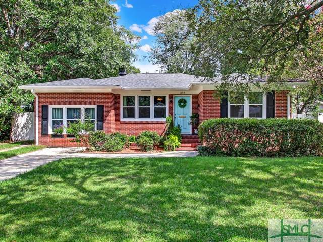 350 Oxford Drive, Savannah, GA 31405 (MLS #212095) :: Keller Williams Coastal Area Partners