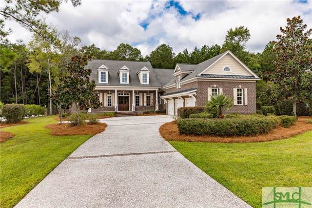333 Spanton Crescent, Pooler, GA 31322 (MLS #212169) :: The Sheila Doney Team