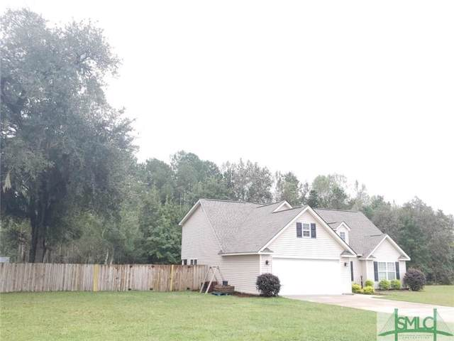 188 Jamestown Drive, Rincon, GA 31326 (MLS #212170) :: McIntosh Realty Team