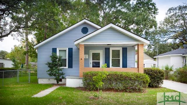 8 Lawton Avenue, Savannah, GA 31404 (MLS #212299) :: Level Ten Real Estate Group