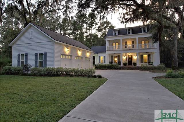 145 Long Creek Lane, Richmond Hill, GA 31324 (MLS #212309) :: Teresa Cowart Team