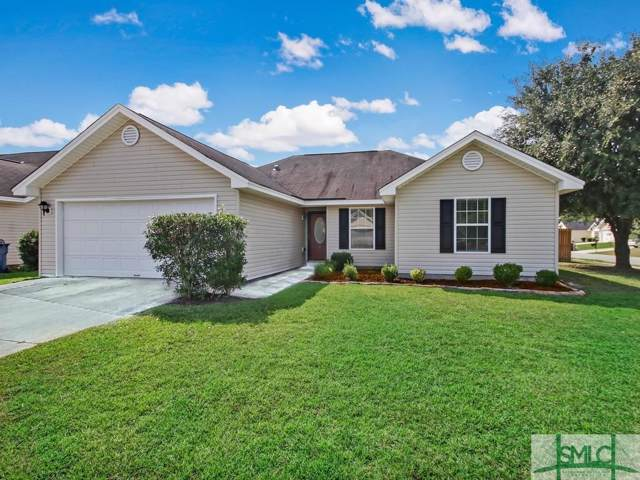 28 Halyard Drive, Port Wentworth, GA 31407 (MLS #212445) :: The Randy Bocook Real Estate Team