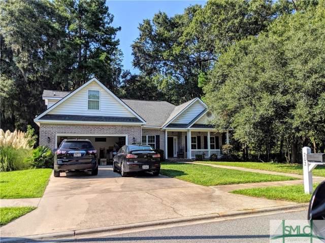 202 Henderson Oaks Drive, Savannah, GA 31419 (MLS #212456) :: McIntosh Realty Team