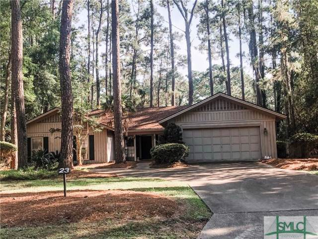 23 Middleton Road, Savannah, GA 31411 (MLS #212457) :: McIntosh Realty Team