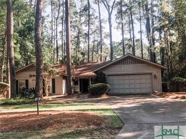 23 Middleton Road, Savannah, GA 31411 (MLS #212457) :: The Randy Bocook Real Estate Team